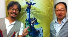 Eiji Aonuma and Koji Kondo Talk About Music in Skyward Sword
