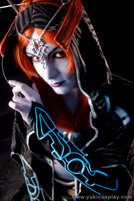 Amazing Midna Cosplay – Zelda Dungeon