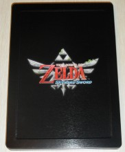 Skyward Sword Steelbook Images