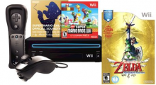 Nintendo Wii and Skyward Sword Bundle
