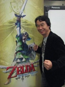 Miyamoto Interview: Skyward Sword Perfect Game for Casual Players