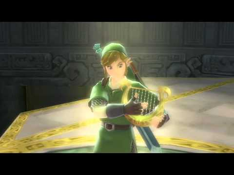 Skyward Sword Fan Made Theme