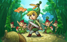 The Minish Cap Confirmed for Nintendo 3DS Ambassador Program