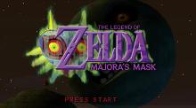 Majora's Mask Cel-shaded Texture Mod