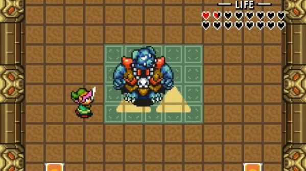 Dorkly Bits Link Finds Ganon S Weakness Zelda Dungeon