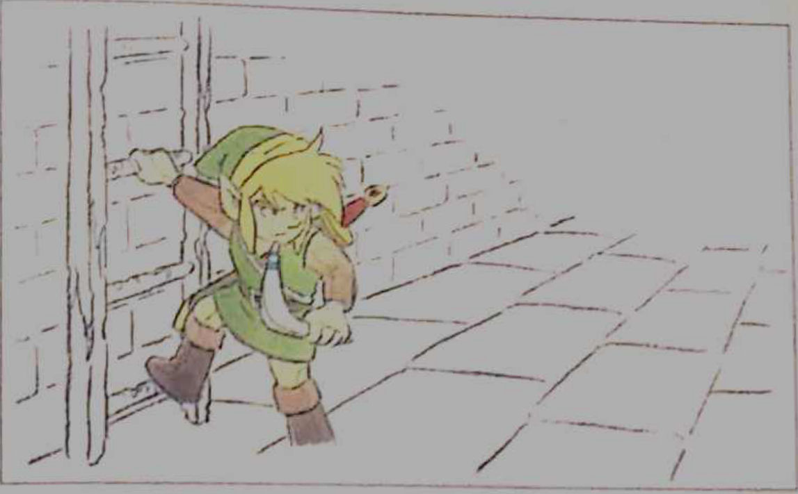 Hyrule Historia Scans Now Available Zelda Dungeon