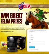 The Hut: Impossible to Win Zelda Contest