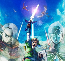Skyward Sword Review by Axle the Beast