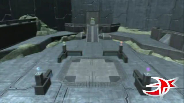 Halo Reach Forge Map: Forest Temple - Zelda Dungeon