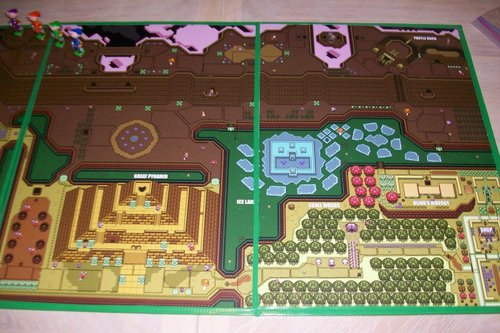 how to play legends of the hidden temple board game