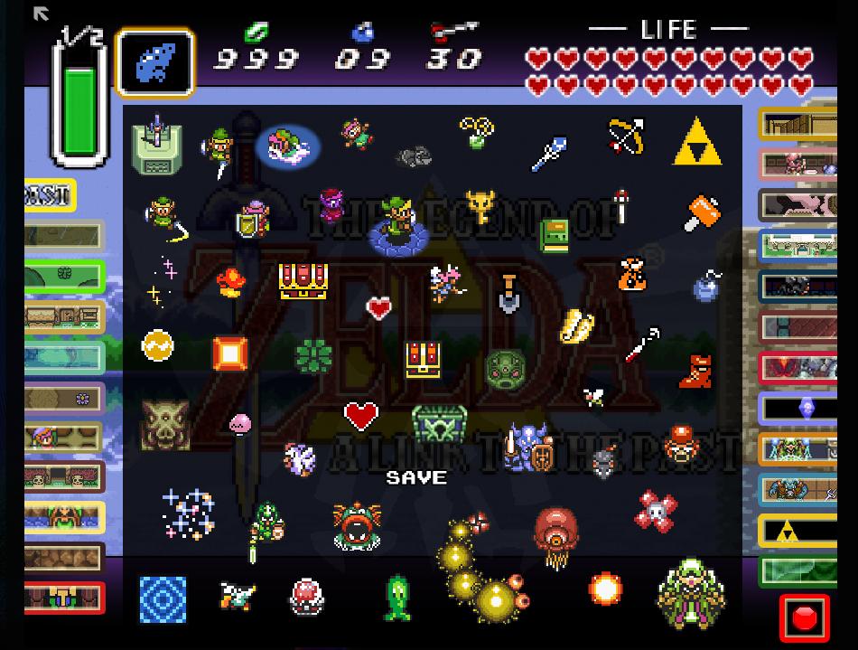 Zelda Sound Synthesizer Flash - Zelda Dungeon