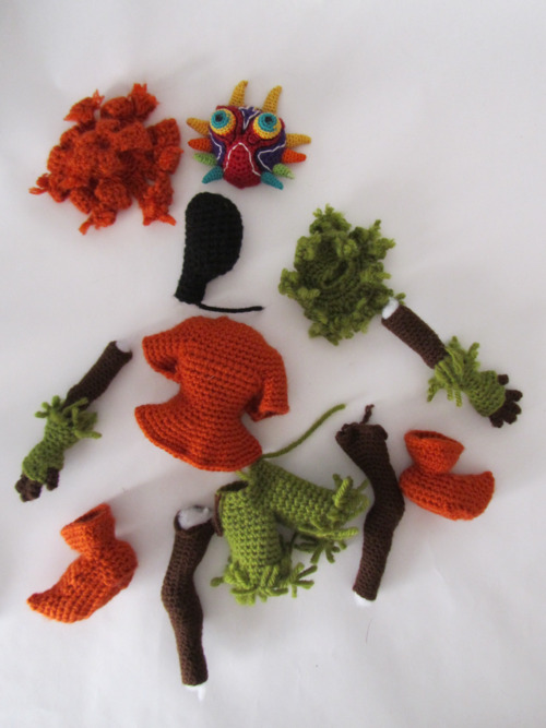 Halloween Skulls: Crochet Pattern Roundup! - AmVaBe Crochet | 667x500