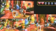 New Zelda Battle Quest Footage