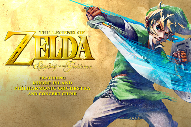Nintendo Unsure About a Zelda Symphony of the Goddesses CD