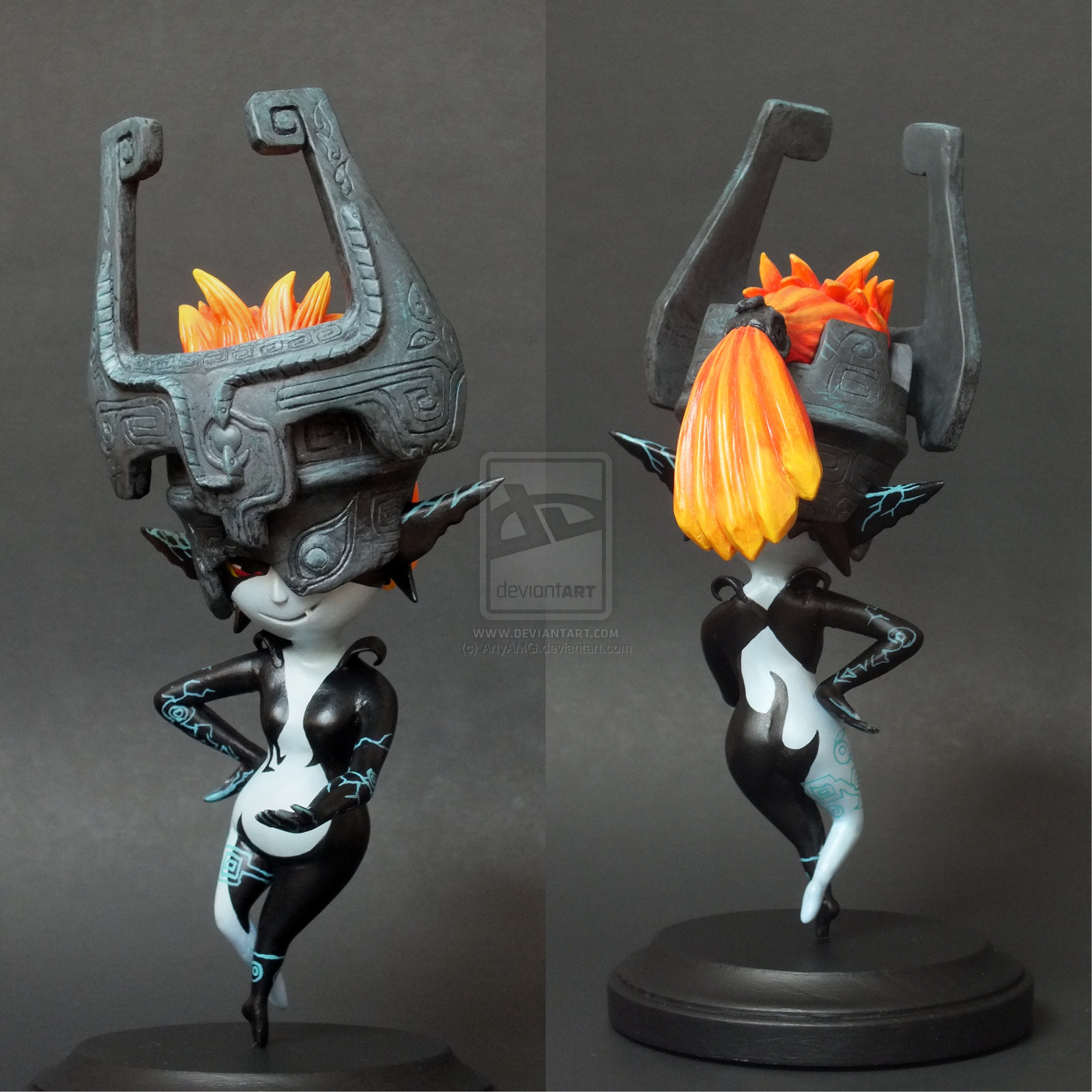 Imp Midna Front And
