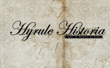 Hyrule Historia the Website