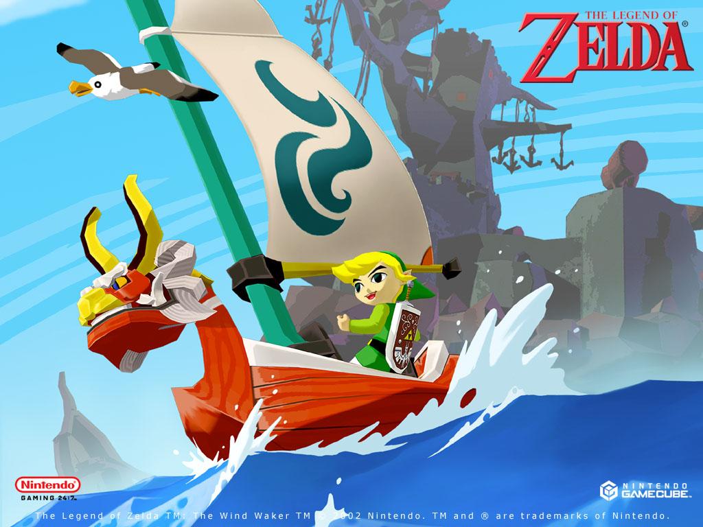 Windwaker Zelda Dungeon