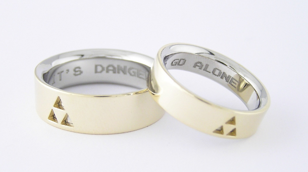 are - Zelda Wedding Ring