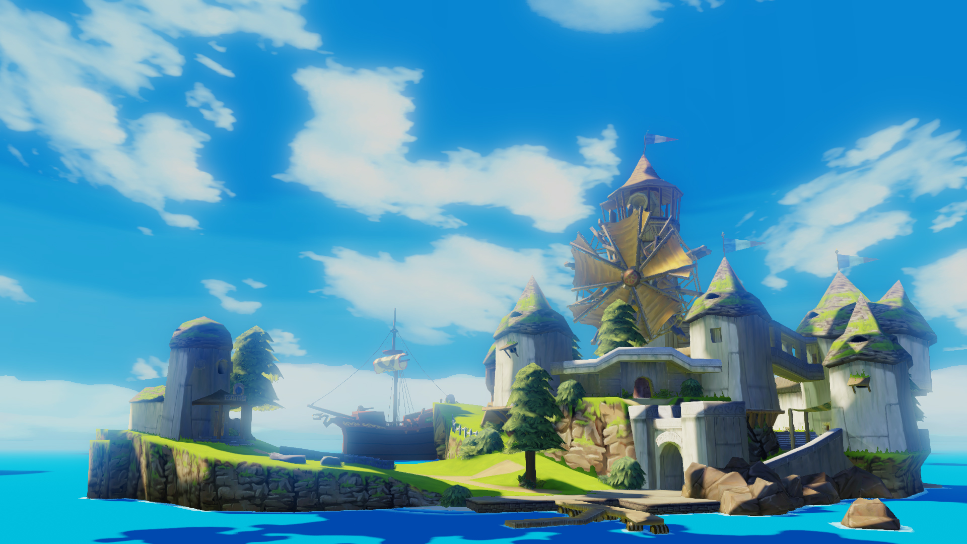 the wind waker hd releases this autumn for wii u zelda dungeon