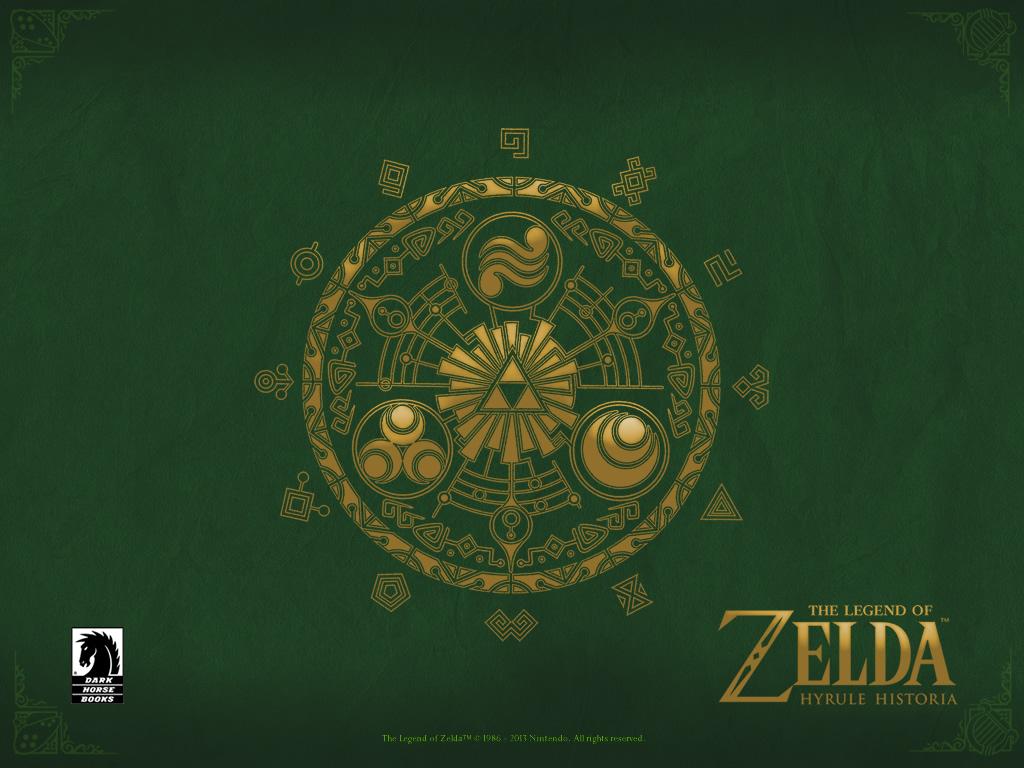 Dark Horse Provides Official Zelda Wallpapers Zelda Dungeon
