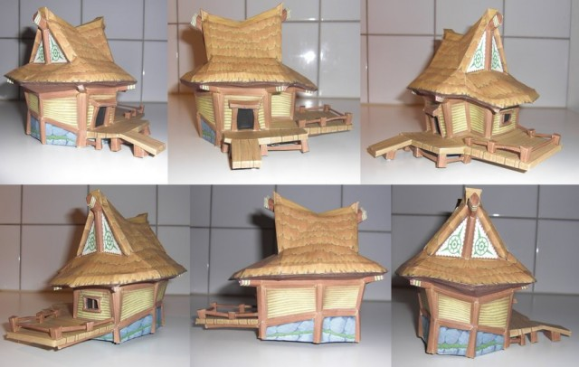 Stunning Zelda papercrafts - Zelda Dungeon