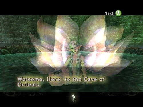 Cave of Ordeals