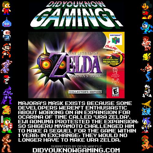 Zelda Majora S Mask Wad
