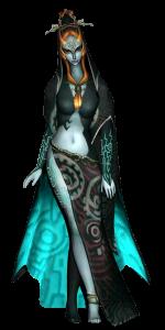 Midna (True form) – Zelda Dungeon