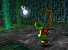Favorite Zelda Moments: First ReDeads in Both Time Periods