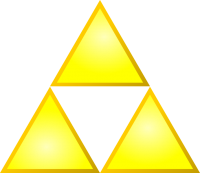 Man changes family crest to the Triforce