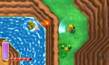 ZD plays A Link Between Worlds demo at E3