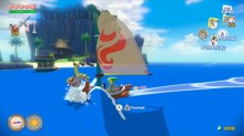 ZD plays The Wind Waker HD Outset Island demo!