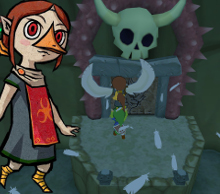 The Wind Waker Dungeons: Earth Temple