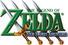 What do you Love about Four Swords Adventures?