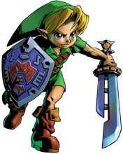 Who is Majora's Mask's Link?