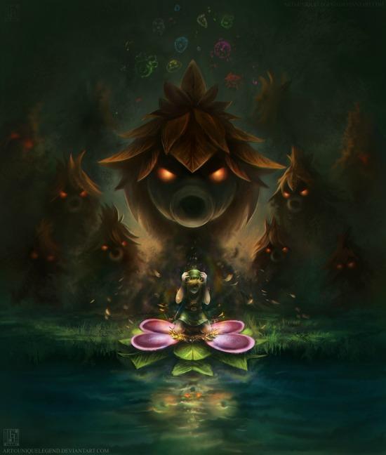 Zelda dating sim answers