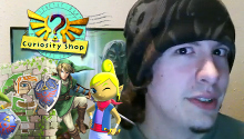 Curiosity Shop #122: Zelda Dungeon Mailbag (E3 2013)