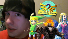 Curiosity Shop #123: Zelda Dungeon Mailbag