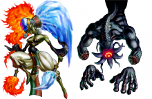 Ocarina of Time Bosses: Twinrova and Bongo Bongo