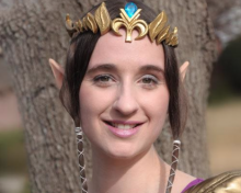 Ocarinist Performs Zelda Concert