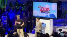 IGN interacts with Aonuma and Nintendo rep about The Wind Waker HD