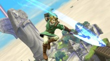 Super Smash Bros. Daily Picture Features Link