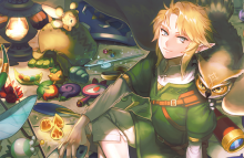 Zelda Fanart Spotlight- The Legend of Zelda:: Back from the Journey