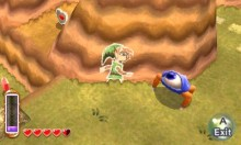 Why A Link Between Worlds doesn't use stylus controls