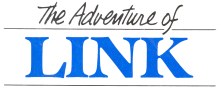 Adventure of Link logo