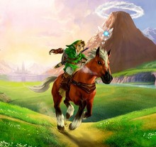 Miyamoto talks Ocarina of Time development