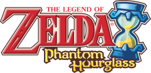 Phantom Hourglass logo