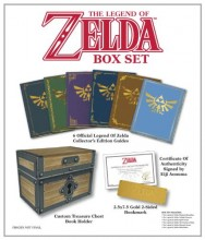 Zelda Guide Box Set receives huge discount on Amazon