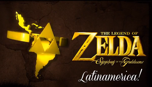 Possible Symphony of the Goddesses tour for Latin America