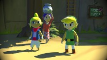 Aonuma – Reasons for bringing The Wind Waker to HD